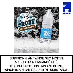 Dr. Frost Frosty Nic Shot - 18mg Nicotine Booster