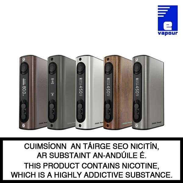 Eleaf iPower 80w Battery - 5 Colours