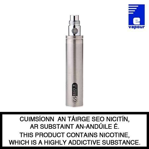 Greensound GS Ego II 2200mAh Electronic Cigarette Battery