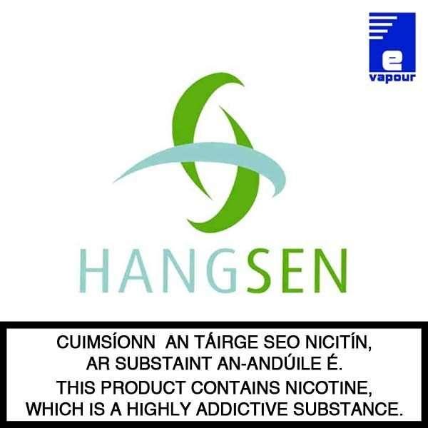 Hangsen E-liquid Logo