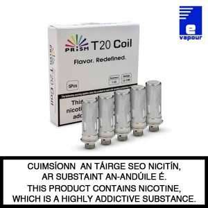 Innokin T20 replacement coils - 5 Pack