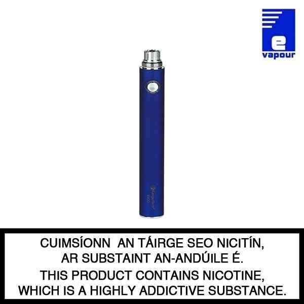 Kangertech Evod 650 mah Battery - Blue