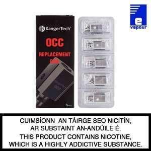 Kangertech OCC Coils - 5 Pack