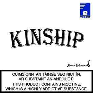 Kinship e-liquids - Made in Ireland