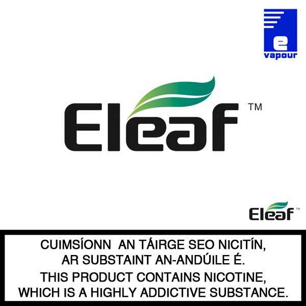 Eleaf Logo - Large