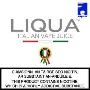 Liqua e-liquids - Logo