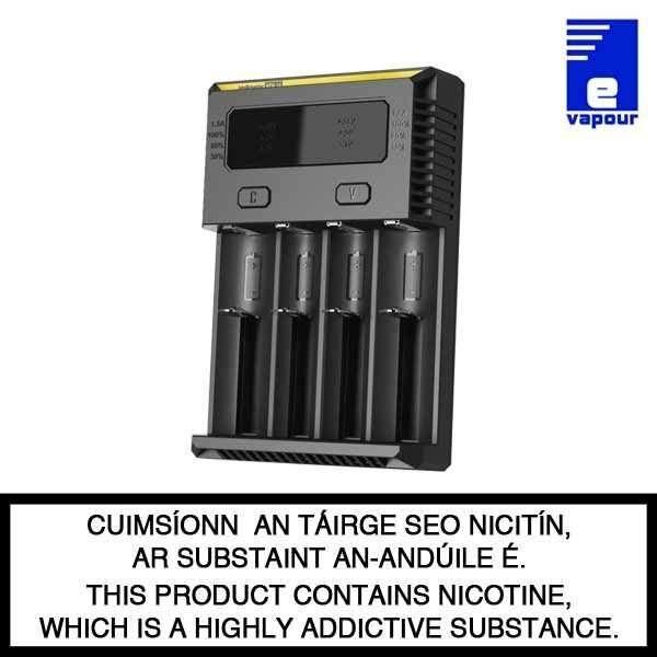 Nitecore intellicharger i4 - 4 bay battery charger
