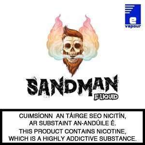 Sandman e-liquid 10ml Bottles