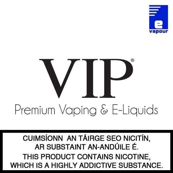 VIP Premium e-liquid Logo