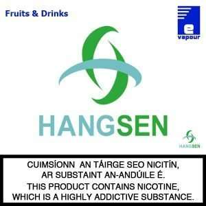 Hangsen - Fruits & Drinks Flavours