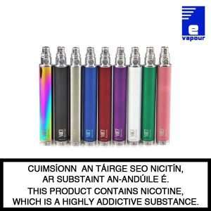 Vision 1100mAh Spinner 1 Battery - Various Colours