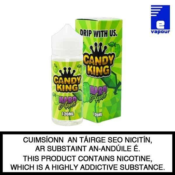 Candy King Belts Hard Apple - 100ml Shortfill