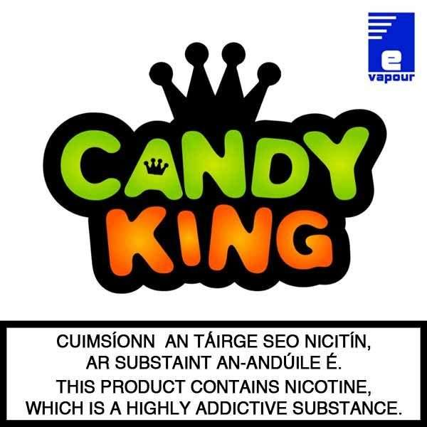 Candy King Shortfill E-liquids - 100ml