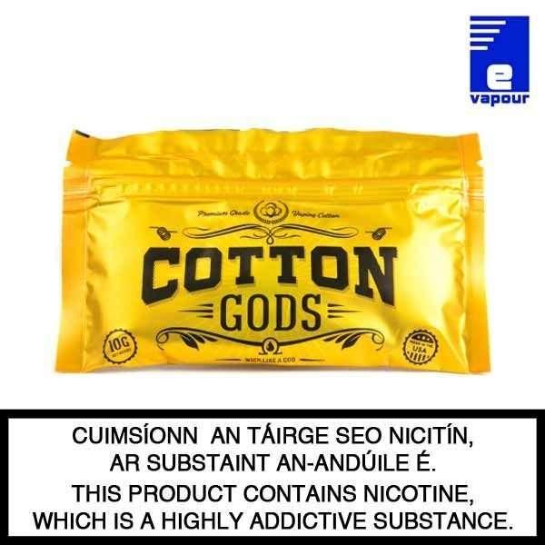 Cotton Gods - Coil Building Cotton