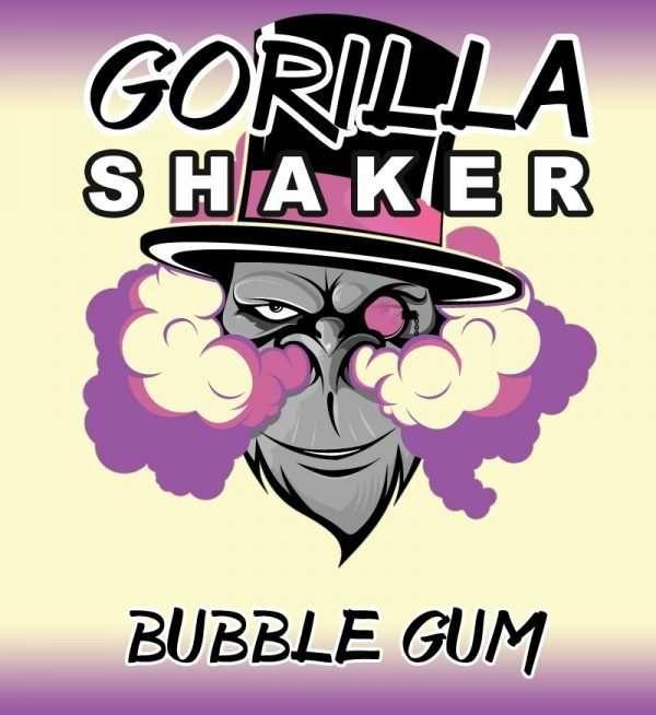 Gorilla Shaker 30ml Shortfill - Bubble Gum