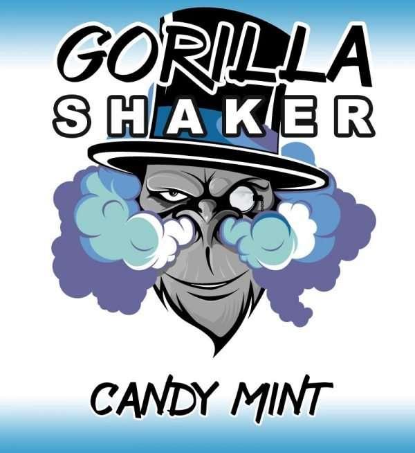 Gorilla Shaker 30ml Shortfill - Candy Mint