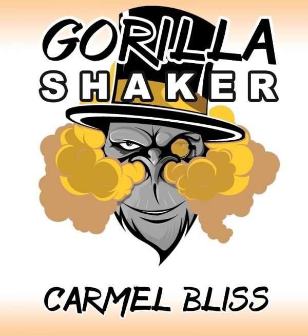 Gorilla Shaker 30ml Shortfill - Caramel Bliss