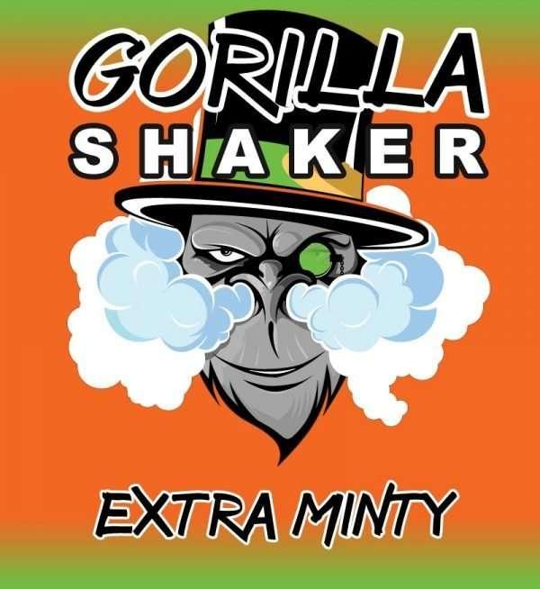 Gorilla Shaker 30ml Shortfill - Extra Minty