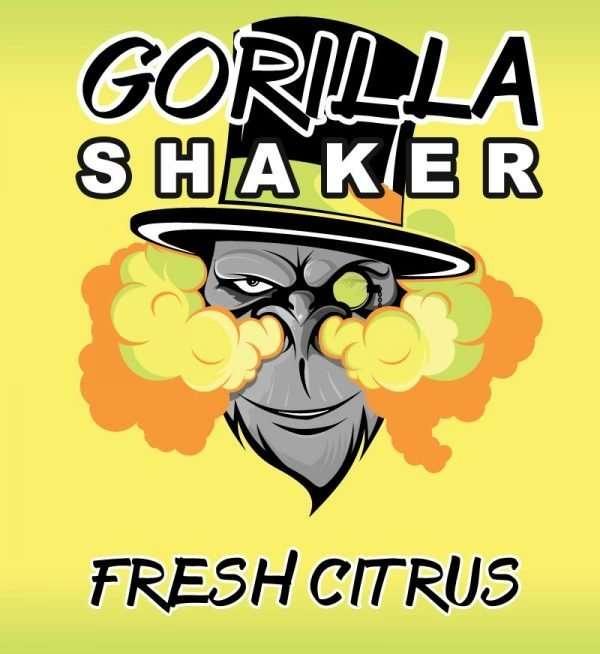 Gorilla Shaker 30ml Shortfill - Fresh Citrus