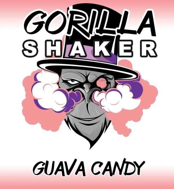 Gorilla Shaker 30ml Shortfill - Guava Candy