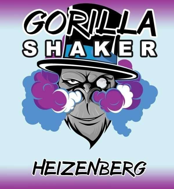Gorilla Shaker 30ml Shortfill - Heizenberg