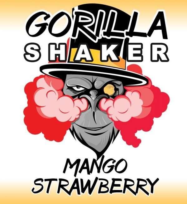 Gorilla Shaker 30ml Shortfill - Mango Strawberry