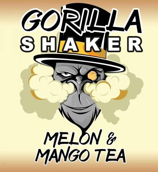 Gorilla Shaker 30ml Shortfill - Melon & Mango Tea