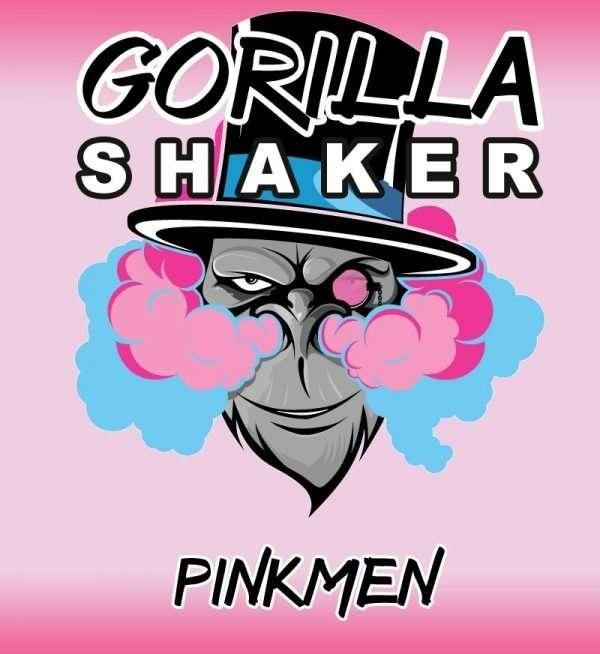 Gorilla Shaker 30ml Shortfill - Pinkmen