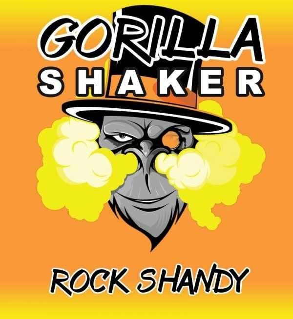 Gorilla Shaker 30ml Shortfill - Rock Shandy