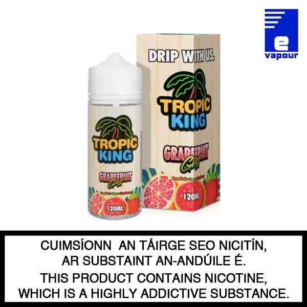 Tropic King Grapefruit Gust - 100ml Shortfill