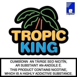Tropic King Shortfill E-liquids - 100ml