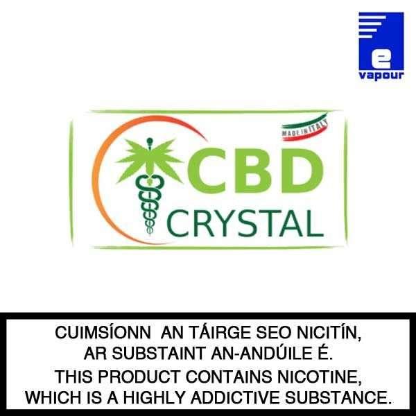 Crystal CBD by Fumedia Logo
