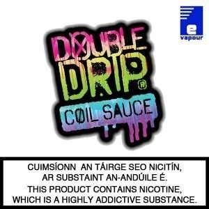 Double Drip Logo - evapour.ie