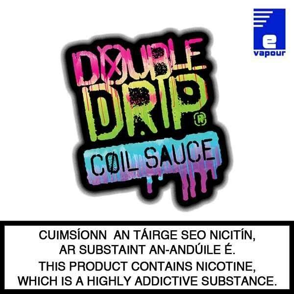 Double Drip Logo - evapour.ie