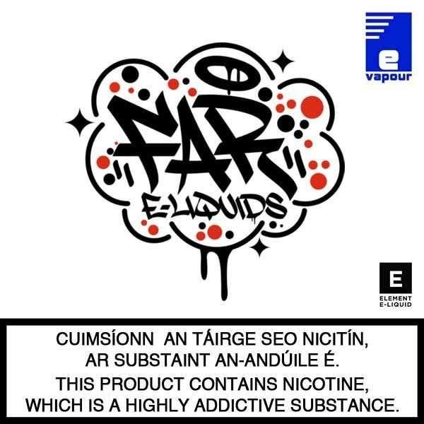 Far E-liquid Logo - by Element