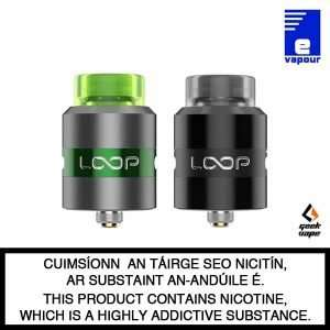 Vandy Vape Loop RDA - evapour.ie