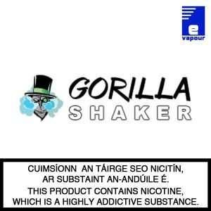 Gorilla Shaker Logo