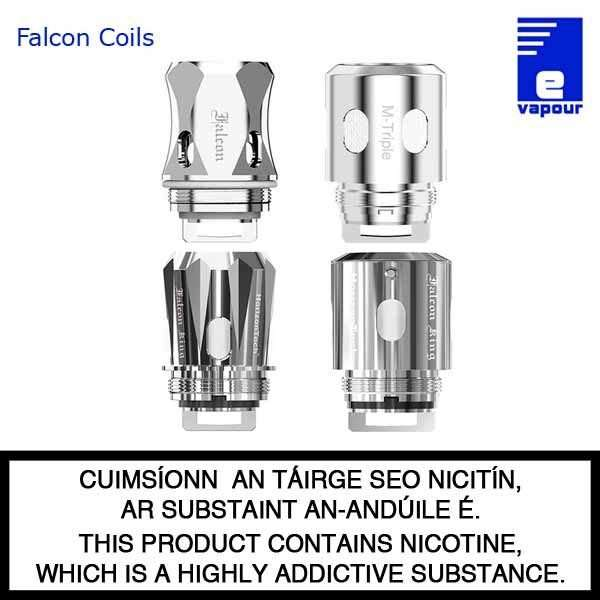 HorizonTech Falcon Coil Designs