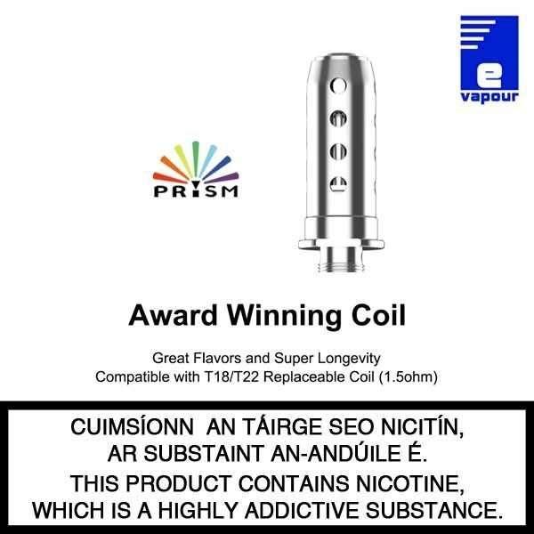 Innokin T18E Award Winning Coil