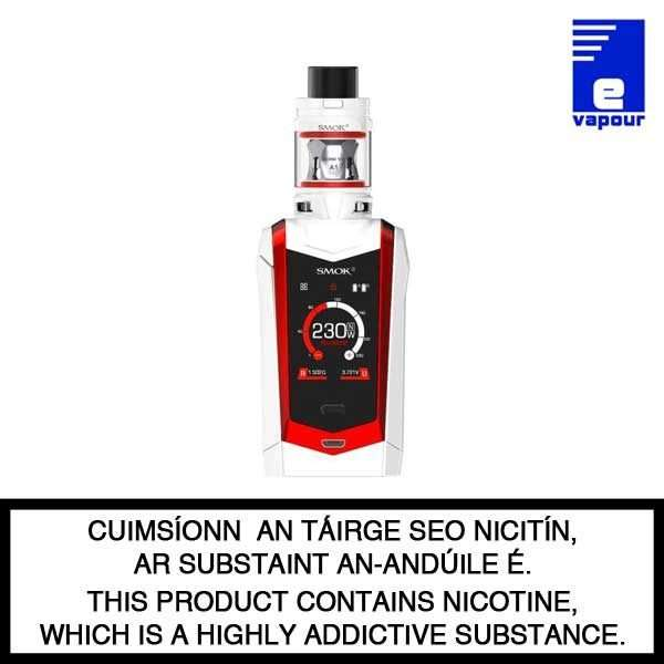 Smok Species 230w Starter Kit - White & Red