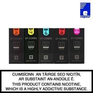 Vaporesso GT Cores Coils - 3 Pack
