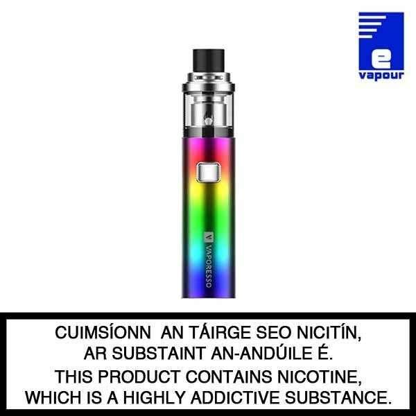 Vaporesso Veco Solo Starter Kit - Rainbow