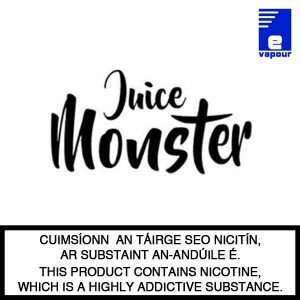 Juice Monster - 50ml Shortfill