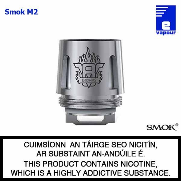 Smok M2 Dual Coil 0.15 Ohm