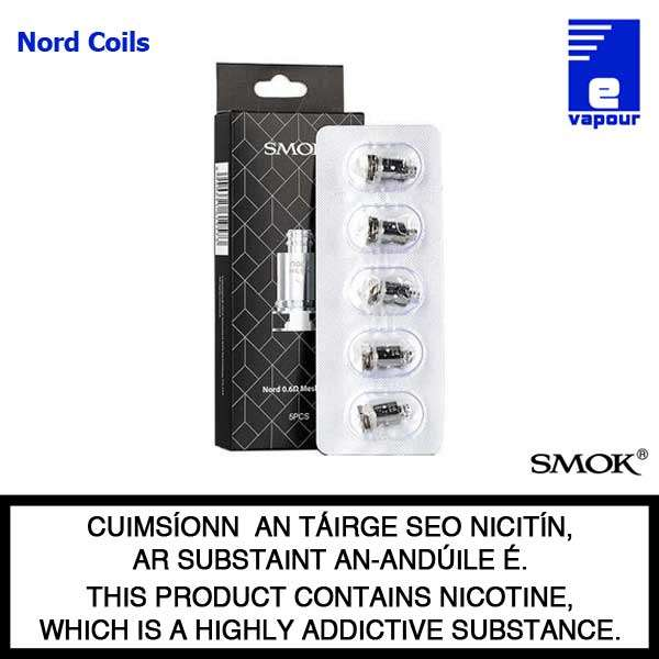 Smok Nord Coil - 5 Pack