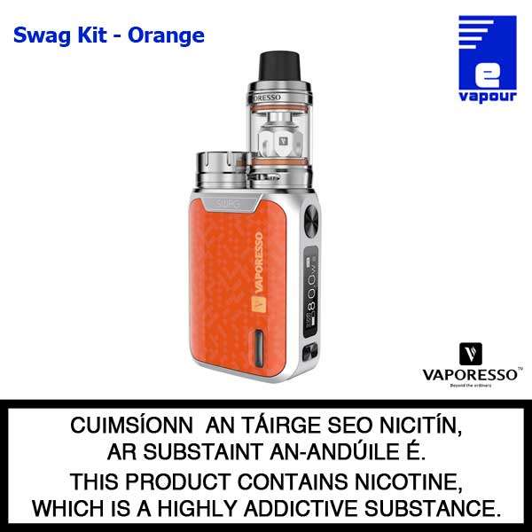Vaporesso Swag Kit - Orange