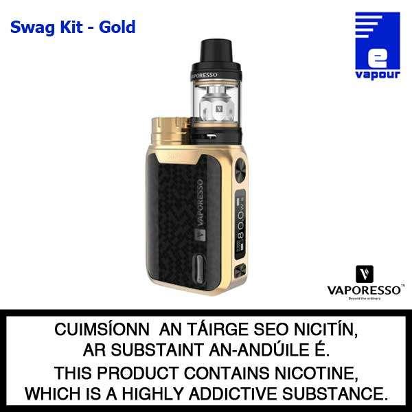 Vaporesso Swag Kit - Swag Gold