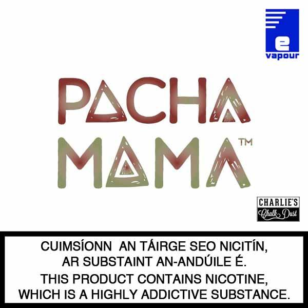 Pacha Mama by Charlie Chalk Dust - Logo