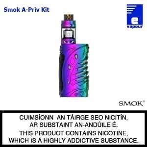 Smok A-Priv Kit - Prism Rainbow