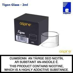 Tigon Replacement Glass - 2ml